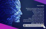 MSc in Computer Science (USJ) Applications Open